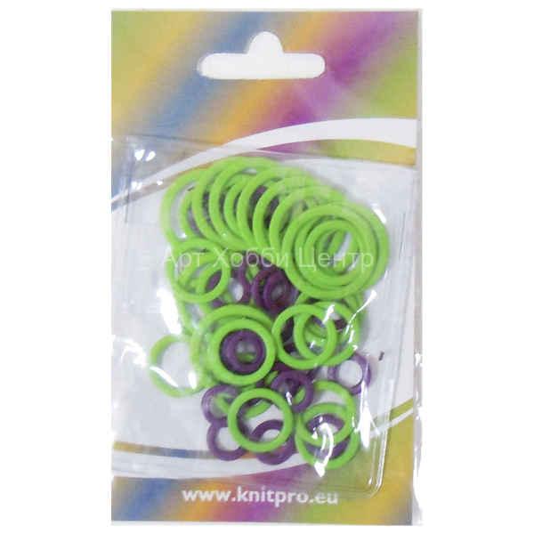 купить маркировочные кольца для вязания Knitpro в москве арт хобби